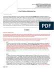 In-text Citations Method