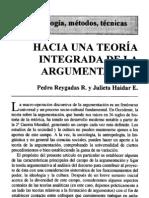 Reygadas y Haidar  Teoría Argumentación