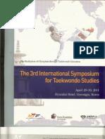 SanJuan R, Mateo C, Pieter W. The effect of training on mood in Filipino national elite and varsity taekwondo-in