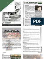 Ang Manggagawa Vol 2 Issue 2 (February 2013)
