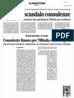 Rassegna Stampa 03.02.13