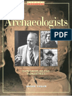 Archaeologists Explorers of the Human Past