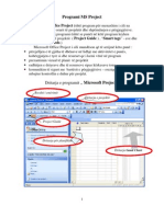 Microsoft Project - tutorial