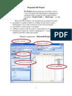 Microsoft Project - tutorial