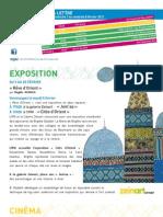 La lettre de l'IFM du 3 au 8 février 2013