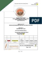 Design Basis Report 3