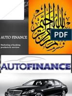 auto financing in pakistan