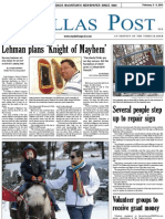 The Dallas Post 02-03-2013
