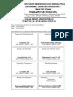 Surat Bebas Administrasi