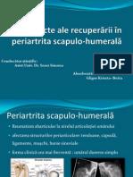 Aspecte ale recuperării în periartrita scapulo-humerală