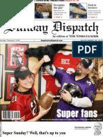 The Pittston Dispatch 02-03-2013