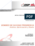Manual Cavidad Progresiva