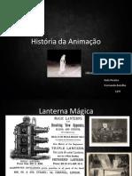 História da Animação - Inês Pereira e Fernando Botelho