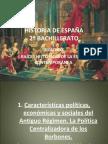 HISTORIA DE ESPAÑA TEMA 1