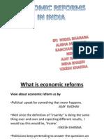 economic reforms of 1991