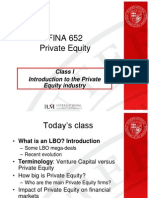 Private Equity Introduction