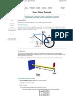 Ansys BT Bike Bike