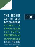 The Secret Art of Self-Development.pdf