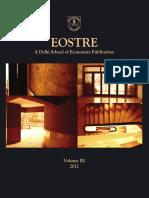 Eostre Volume III 2012