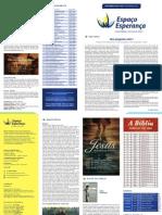Espaço Esperança - Informativo 607 / FEV 2013