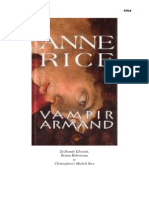 Anne Rice- Vampir Armand