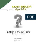 English Tenses Guide