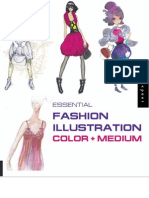Essential fashion ilustration