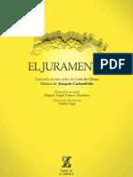 El Juramento Programa