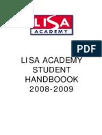 Student Hanbook 2008-2009