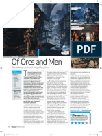 Of Orcs and Men review - PC Format