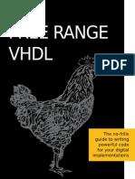 Tutorial Free Range Vhdl