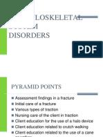 Musculoskeletal-Disorders