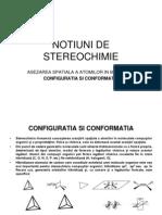 Notiuni de stereochimie