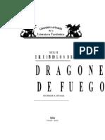 Reino Dragones 01 - Dragones de Fuego