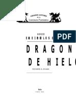 Reino Dragones 02 - Dragones de Hielo