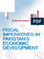 Fiscal Imperatives in Pakistans Economic Development by M Munir Qureshi