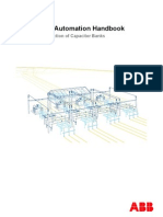 Distribution Automation Handbook ABB - Protection of Capacitor Banks