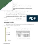 Termómetros de bulbo y capilar