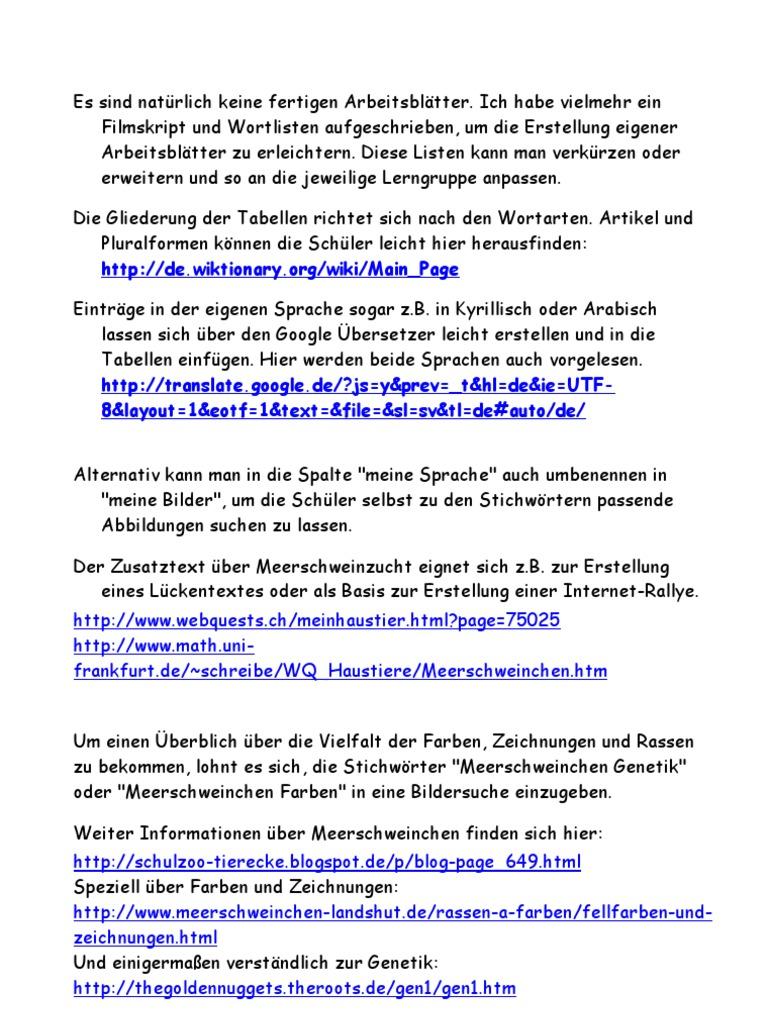 Unique Genetik Arbeitsblatt Passende Model - Kindergarten ...