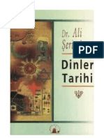 Ali Şeriati-Dinler Tarihi