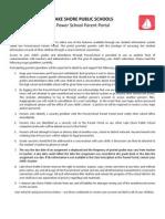 powerschool parent portal use agreement 2010
