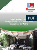 Auditorías energeticas en Restauración