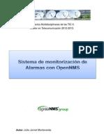 Sistema de monitorización OpenNMS
