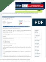 TCS Placement Paper January 2012, Mumbai.pdf