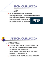 Diapositivas de ASEPSIA QUIRURGICA.ppt