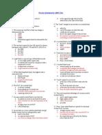 Mutual Fund exam preparation