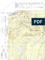 Minab topographic map