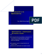 5. Introducción GEOMECANICA