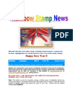 Rainbow Stamp News January 2013