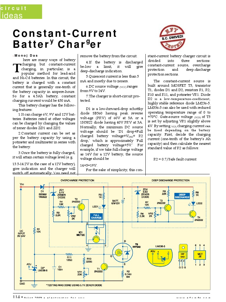 Diy Circuits Battery Charger Power Supply Voltage Regulator With Lt1086 Electronic Circuit